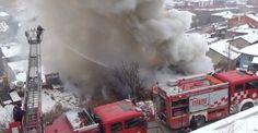 Kütahya'da yangında 2 çocuk can verdi