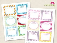 Over 100 Lunchbox Notes to Make Your Kids Smile!