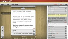 Inklewriter is a free tool designed to allow anyone to write and publish interactive stories.