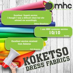 Keep up the good work Koketso! Visit our Dress Fabric Department and meet Koketso. Whatsapp 071 551 5390 PLUS on. Formal Quotes, Magic Table, Electronics Online, Black Lantern, Support Pillows, Baby Learning, Plastic Molds, Water Slides, Baby Month By Month