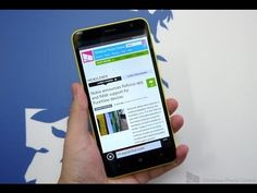 Hands on with the new Nokia Lumia 1320