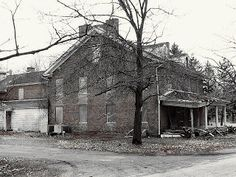 Ghosts of Central Pennsylvania: The Imps of Amity Hall Hotel - Duncannon, PA