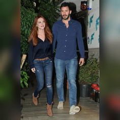 Iranian Actors, Turkish Actors, Love Couple Images, Birthday Quotes For Best Friend, Elcin Sangu, Prettiest Actresses, Big Love, My Princess, Cute Couples