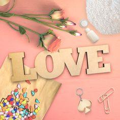Love, set, Mozaïek