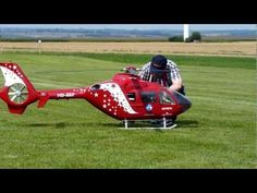Large Scale Helicopter Video