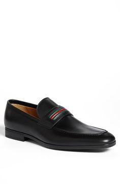 Gucci 'Bard' Venetian Loafer