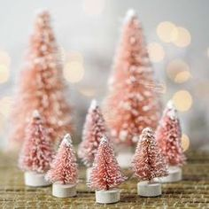 Christmas Miniatures - Christmas and Winter - Holiday Crafts