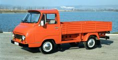 Škoda 1203 Rol (997) '1968–81 Bugatti, Lamborghini, Mini Trucks, Old Trucks, Pickup Trucks, Audi, Porsche, Volkswagen, Little Truck