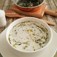 Miss Kekik: Buğdaylı Yoğurt Çorbası