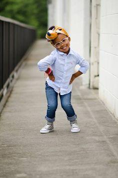 """blackfashion: """"The Baby Shopaholic"""" By Arianna..."""