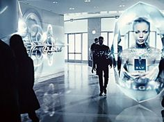 minority Report : personal advertising of the future