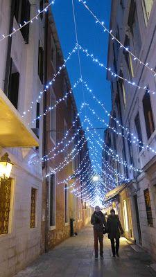 The Venice Experience: Calle Vallareso
