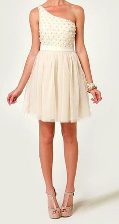 The Pearl-fection Dress