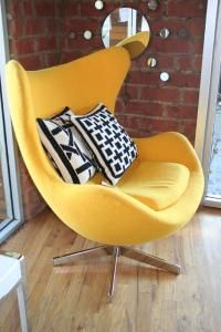 egg chair coolness!