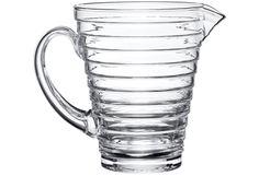 Aino Aallon radikaali lasisarja on muotoilun historian merkkitapaus ja elävä todiste olennaisen muotoilun pysyvyydestä. Suosittu Aino Aalto -sarja on ollut tuotannossa lanseerausvuodesta 1932 lähtien ja kuuluu edelleen keskeisiin Iittala-sarjoihin. Kaadin kylmien ja viileiden juomien tarjoiluun. Ei sovellu kuumille juomille tai kiehuvalle vedelle eikä käytettäväksi mikroaaltouunissa.