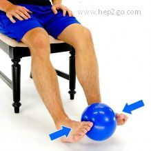 Useful foot and ankle strengthening exercises you can do at home to improve the strength, stability & function of your feet, & when recovering from injury. Ankle Strengthening Exercises, Foot Exercises, Physical Therapy Exercises, Stretches, Home Exercise Program, Workout Programs, Fitness Inspiration, Plantar Fasciitis Exercises, Sprained Ankle