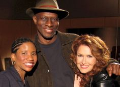 Keb Mo, Vatrena King and Melissa Manchester
