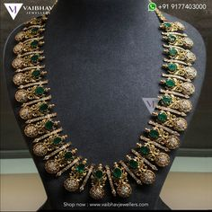 Diamond Haram Collection by Vaibhav Jewellers photo Diamond Haram Collection by Vaibhav Jewellers photo Jewelry Design Earrings, Gold Jewellery Design, Gold Temple Jewellery, Gold Jewelry, Gold Necklaces, Initial Necklace Gold, Lotus Jewelry, Baby Jewelry, Trendy Jewelry