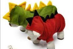 Cat Costumes Dinosaur