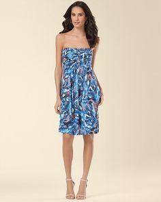Soma Intimates Lisa Dress Stunning Skin