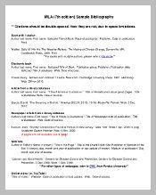 Academic bibliography