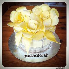 White chocolate #pastaciferah