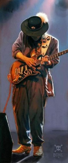 Music Guitar, Cool Guitar, Guitar Chords, Music Love, Music Is Life, Steve Ray Vaughan, Rock And Roll History, Jazz Artists, Stevie Ray