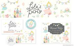 Custom Branding Package - Custom Logo, Business Card, Blog Banner, Stickers and more