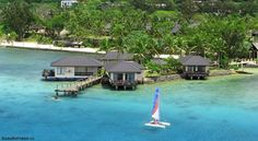 Welcome to the Warwick Le Lagon - Vanuatu OFFICIAL WEBSITE! Our luxury resort in Port Villa (Vanuatu) is the perfect option for your next family holidays. Resort Villa, Resort Spa, Vanuatu Port Vila, Water Island, Travel Specials, Water Villa, Overwater Bungalows, Beautiful Hotels, South Pacific