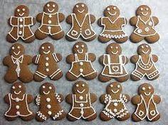Christmas Treats To Make, Christmas Makes, Christmas Desserts, Christmas Diy, Christmas Decorations, Xmas, Christmas Gingerbread, Gingerbread Cookies, Polymer Clay Crafts