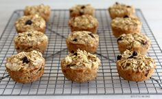 On the go: Apple Baked Oatmeal Cakes | Recipe | With Style and Grace | With Style & Grace. 3 WW P+ as is, 4 with 1/4 c. Almonds.