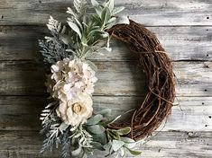Hey, I found this really awesome Etsy listing at https://www.etsy.com/listing/508901284/farmhouse-wreath-summer-wreath-front