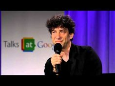 """▶ Neil Gaiman: """"The Ocean at the End of the Lane"""", Talks at Google - YouTube"""