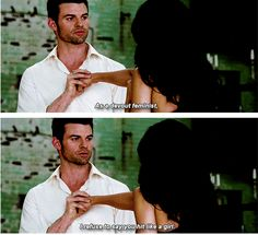 the originals 2x04 Elijah is my favorite