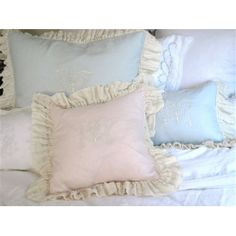 Pom Pom at Home Crib Bedding Celeste Linen Crib Duvet