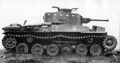 "Imperial Japanese Army Medium Tank Type 97 ""Chi-ha Kai"" (ShinHo To) 九七式中戦車 チハ改(新砲塔)"