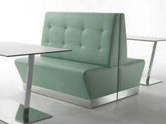 Wood Chair Design, Sofa Design, Furniture Design, Dining Sofa, Dining Room Table Decor, Restaurant Furniture, Restaurant Chairs, Restaurant Booth Seating, Modern Restaurant Design