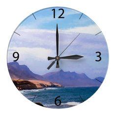 #Fuerteventura Round #Wallclocks