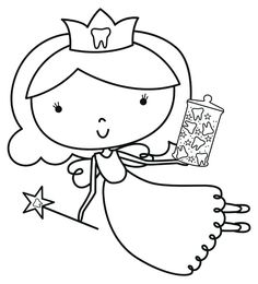 tooth fairy coloring page tooth fairy express worksheets. Black Bedroom Furniture Sets. Home Design Ideas