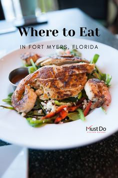 When it comes to dining in the Fort Myers, Florida area you can be sure of two things, you will get the freshest seafood possible and scenic outdoor seating year-round, and from fine dining to affordable family-friendly restaurants, the Fort Myers region is all about good taste. Check out this list of top area restaurants. Must Do Visitor Guides | MustDo.com Seafood Place, Fresh Seafood, Fort Myers Florida, Fort Myers Beach, Fort Myers Restaurants, Area Restaurants, Sanibel Island Restaurants, Best Seafood Restaurant, Captiva Island