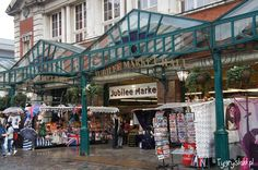 Jubilee Market at Covent Graden by Tygrysiaki. Visit my blog: http://tygrysiaki.pl/