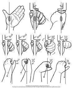 Beginners Archery - Bow Hand (2014) #archeryhunting #bowhunting