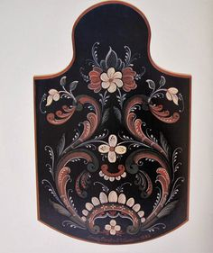 Old Rogaland Rosemaling Paint Pattern Book Trudy Sondrol Wasson Folk Art Unused | eBay