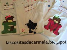 Las cositas de Carmela: Unas camisetas para regalar