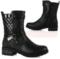 Womens Fashion Ankle Boots £19.99 33% OFF!