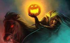 <b>Headless Horseman</b> Halloween Pumpkin HD Wallpaper Retro Halloween, Halloween 2018, Photo Halloween, Halloween Music, Halloween Painting, Halloween Quotes, Halloween Pictures, Scary Halloween, Halloween Pumpkins