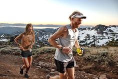 """This pic was titled """"my first ultra marathon"""" 1st?!? man if I ever run 100 miles strait through it will be a one time deal. All I have to do to prepare for my first marathon is think of these guys, and I'm ready!"""