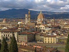 Firenze da Villa Bardini