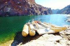 River Tours from Las Vegas With Black Canyon River Adventures: Going Rafting On The Colorado River