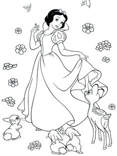 All The Disney Princesses Coloring Pages Below Is A Collection Of